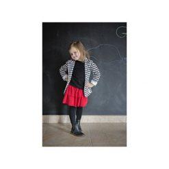 Spódniczka czerwona z falbankami. Czerwone spódniczki dziewczęce z falbankami Gapula, z bawełny. Za 60,00 zł.