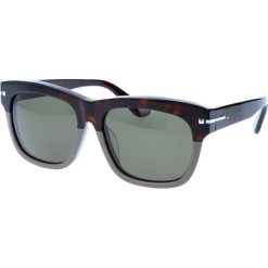 """Okulary przeciwsłoneczne męskie: Okulary przeciwsłoneczne """"V703SA"""" w kolorze brązowo-czarnym"""