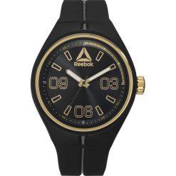 Zegarki damskie: Zegarek kwarcowy w kolorze czarno-złotym
