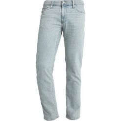 Jeansy męskie regular: Abercrombie & Fitch Jeansy Slim Fit light wash