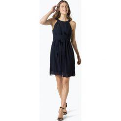 Marie Lund - Damska sukienka wieczorowa, niebieski. Niebieskie sukienki balowe Marie Lund, z szyfonu. Za 499,95 zł.