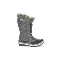 Śniegowce Sorel  TOFINO II. Szare buty zimowe damskie Sorel. Za 631,20 zł.