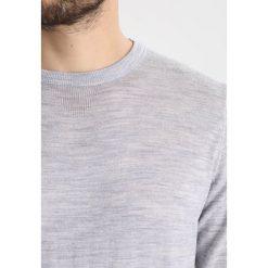 Bergans FIVEL  Sweter alu melange. Szare swetry klasyczne męskie Bergans, m, z materiału. Za 419,00 zł.