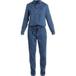 Part Two MYA JU Kombinezon medium denim. Niebieskie kombinezony damskie marki Part Two, z bawełny. Za 669,00 zł.
