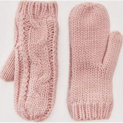 Rękawiczki z jednym palcem - Różowy. Czerwone rękawiczki damskie House. Za 35,99 zł.