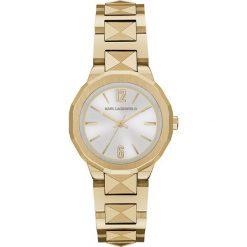 Zegarek KARL LAGERFELD - Joleigh KL3403 Gold/Gold. Żółte zegarki męskie KARL LAGERFELD. W wyprzedaży za 839,00 zł.