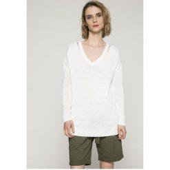 Medicine - Sweter Basic. Szare swetry klasyczne damskie marki MEDICINE, l, z dzianiny. W wyprzedaży za 39,90 zł.