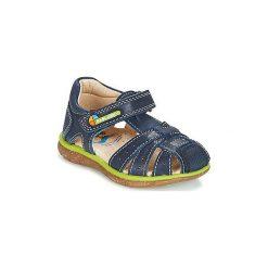 Sandały Dziecko  Pablosky  LOUPSUO. Niebieskie sandały chłopięce Pablosky. Za 181,30 zł.