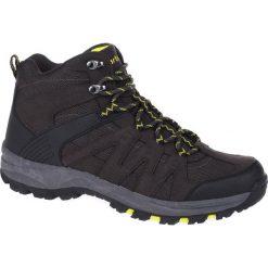 Buty trekkingowe męskie: MARTES Buty  Męskie Woodland Mid Black/Lime r. 43