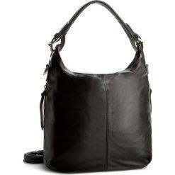 Torebka CREOLE - K10209 Czarny. Czarne torebki klasyczne damskie Creole, ze skóry. W wyprzedaży za 309,00 zł.
