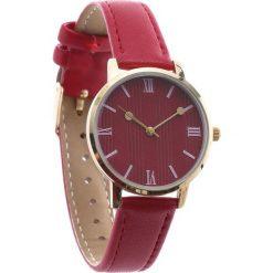 Czerwony Zegarek Adventurous. Czerwone zegarki damskie Born2be. Za 29,99 zł.
