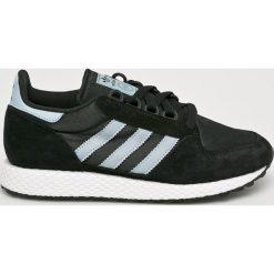 Adidas Originals - Buty Forest Grove. Szare buty sportowe damskie adidas Originals, z materiału. Za 329,90 zł.