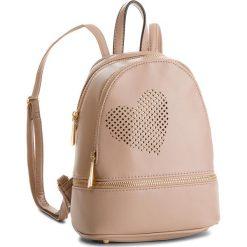 Plecaki damskie: Plecak JENNY FAIRY - RH0690  Różowy Jasny