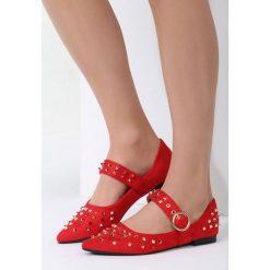 Czerwone Balerinki Like A Star. Czerwone baleriny damskie vices. Za 69,99 zł.