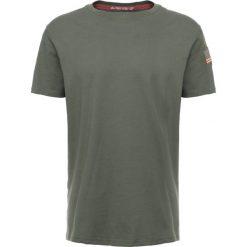 T-shirty męskie z nadrukiem: Alpha Industries NASA Tshirt z nadrukiem dark olive