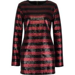 MARCIANO LOS ANGELES Sukienka koktajlowa red/black. Czarne sukienki koktajlowe marki MARCIANO LOS ANGELES, z materiału. W wyprzedaży za 383,60 zł.