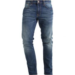 Nudie Jeans LEAN DEAN Jeansy Slim Fit lost legend. Niebieskie jeansy męskie relaxed fit Nudie Jeans. Za 579,00 zł.