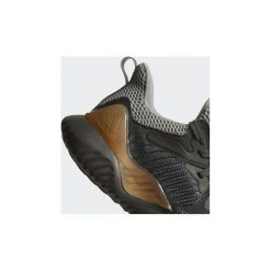 Trampki Dziecko  adidas  Buty Alphabounce Beyond. Czarne trampki chłopięce marki Adidas, z materiału. Za 149,50 zł.