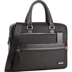 Torba na laptopa WITTCHEN - 85-3U-202-13  Czarny. Czarne plecaki męskie Wittchen. W wyprzedaży za 359,00 zł.