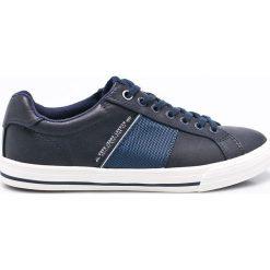 Pepe Jeans - Tenisówki. Szare tenisówki męskie marki Pepe Jeans, z jeansu, na sznurówki. W wyprzedaży za 229,90 zł.