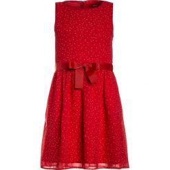 Sukienki dziewczęce z falbanami: s.Oliver RED LABEL KURZ Sukienka koktajlowa red