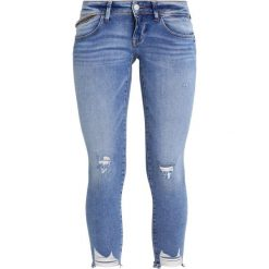 Mavi SERENA ANKLE Jeans Skinny Fit light brushed glam. Szare rurki damskie Mavi. W wyprzedaży za 154,50 zł.