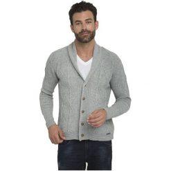 Sir Raymond Tailor Sweter Męski Zinger Xl Szary. Szare swetry klasyczne męskie Sir Raymond Tailor, m, z wełny. Za 195,00 zł.