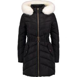 Płaszcze damskie pastelowe: Dorothy Perkins LUXE BELTED PADDED MOVE ON Płaszcz zimowy black
