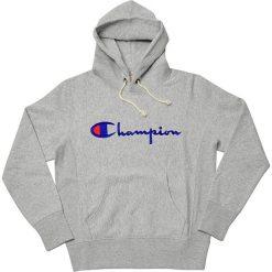 Bluza Champion Hooded Sweatshirt (212574-EM004). Szare bluzy męskie marki Nike, m, z bawełny. Za 343,99 zł.