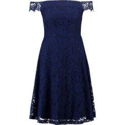 Sukienki hiszpanki: Dorothy Perkins Petite BARDOT Sukienka letnia navy