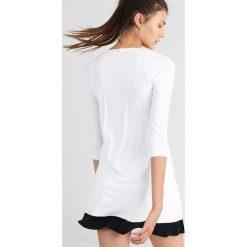 Limited Sports SARAH Koszulka sportowa white. Białe t-shirty damskie Limited Sports, z materiału, z długim rękawem. Za 249,00 zł.