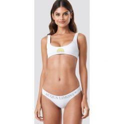 Acqua Limone Dół bikini Monaco - White. Białe bikini Acqua Limone. Za 161,95 zł.