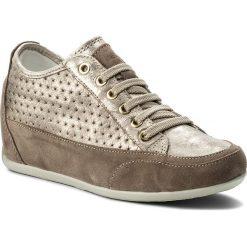 Sneakersy IGI&CO - 1159522 Viso. Brązowe sneakersy damskie IGI&CO, z materiału. W wyprzedaży za 309,00 zł.