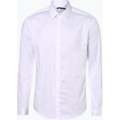 Drykorn - Koszula męska, czarny. Niebieskie koszule męskie marki DRYKORN, m, z dekoltem karo. Za 379,95 zł.
