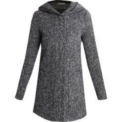 Płaszcze damskie pastelowe: JDY JDYOLIVIA OVERSIZE HOODED COAT  Płaszcz wełniany /Płaszcz klasyczny black
