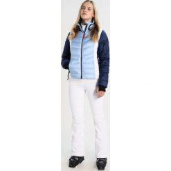 Bogner Fire + Ice MALIAD Kurtka puchowa light blue. Niebieskie kurtki damskie puchowe Bogner Fire + Ice, z materiału. W wyprzedaży za 1385,45 zł.