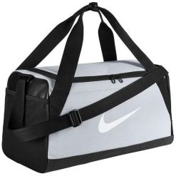 Torby podróżne: Nike Torba sportowa BA5335 043 Brasilia S Duff szara