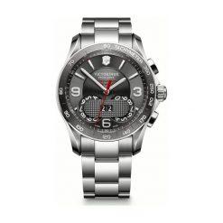 Zegarki męskie: Zegarek męski Victorinox Chrono Classic 241618