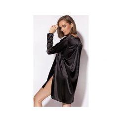 Piżamy damskie: Piżama Etherial czarna