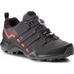 Buty adidas - Terrex Swift R2 AC7982 Carbon/Carbon/Hirere. Czarne buty trekkingowe męskie Adidas, z materiału, outdoorowe, adidas terrex. W wyprzedaży za 369,00 zł.