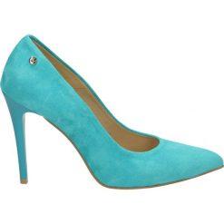 Buty ślubne damskie: Czółenka - 3900-595 LAGU