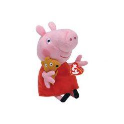 Maskotka TY INC Beanie Babies Peppa Pig - Świnka Peppa Baby 15cm 46128. Różowe przytulanki i maskotki marki TY INC. Za 29,99 zł.