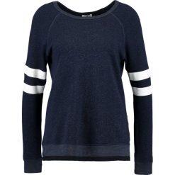 Bluzy rozpinane damskie: Sundry STRIPES Bluza navy