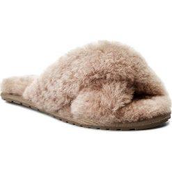Kapcie damskie: Kapcie EMU AUSTRALIA – Mayberry W11573 Mushroom