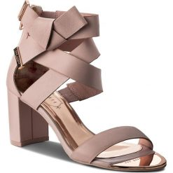 Rzymianki damskie: Sandały TED BAKER - Peyepa 9-16954 Mink Pink