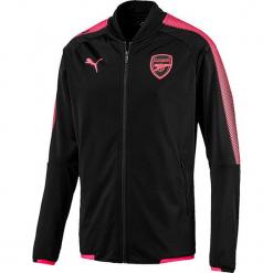 """Kurtka sportowa """"FC Arsenal"""" w kolorze czarnym. Czarne kurtki sportowe męskie Puma, m. W wyprzedaży za 159,95 zł."""