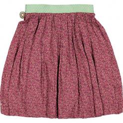 """Spódnica """"It's A Love Thing"""" w kolorze różowym. Czerwone spódniczki dziewczęce marki 4FunkyFlavours Kids, mini. W wyprzedaży za 102,95 zł."""