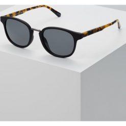 GANT GA7096 Okulary przeciwsłoneczne matte black/smoke polarized. Czarne okulary przeciwsłoneczne męskie wayfarery GANT. Za 649,00 zł.