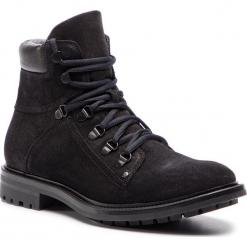Kozaki GINO ROSSI - Ricky MTU149-289-0439-9999-F 99/99. Czarne buty zimowe męskie Gino Rossi, z materiału. W wyprzedaży za 419,00 zł.
