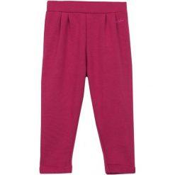 Spodnie dresowe dziewczęce: Spodnie dresowe z zakładkami dla niemowlaka